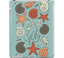 Sea story iPad Case/Skin