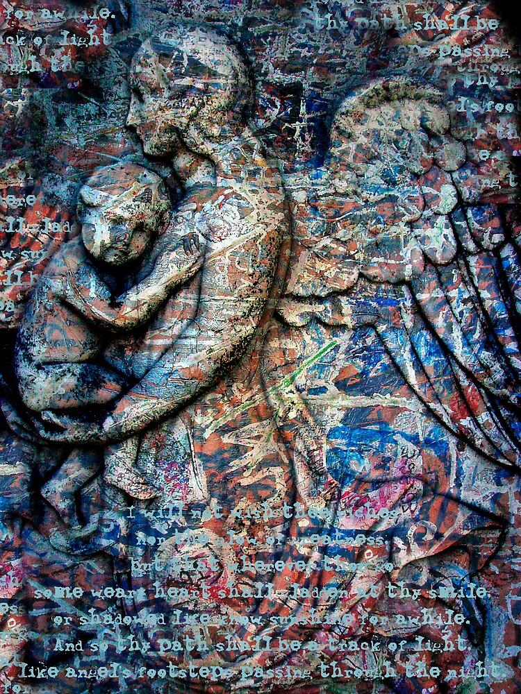 Graffiti Angel 1 by DigitalMuse