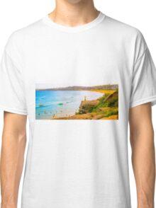Trig Point Curl Curl Beach Classic T-Shirt