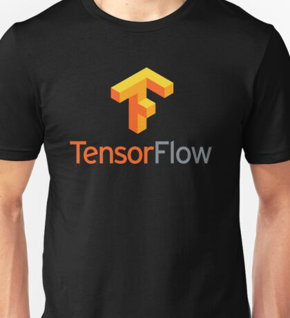 TF - tensorflow Unisex T-Shirt