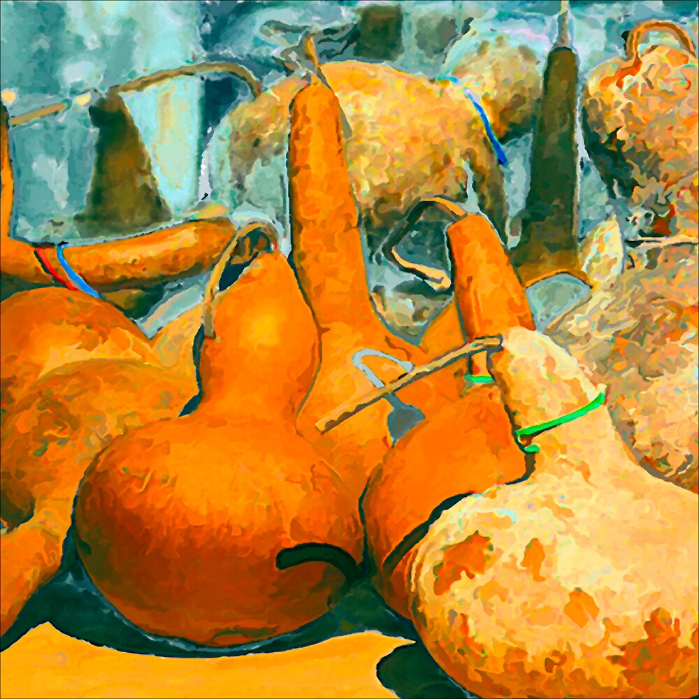 Gourds 1 by DigitalMuse