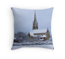 Bradford Church Throw Pillow