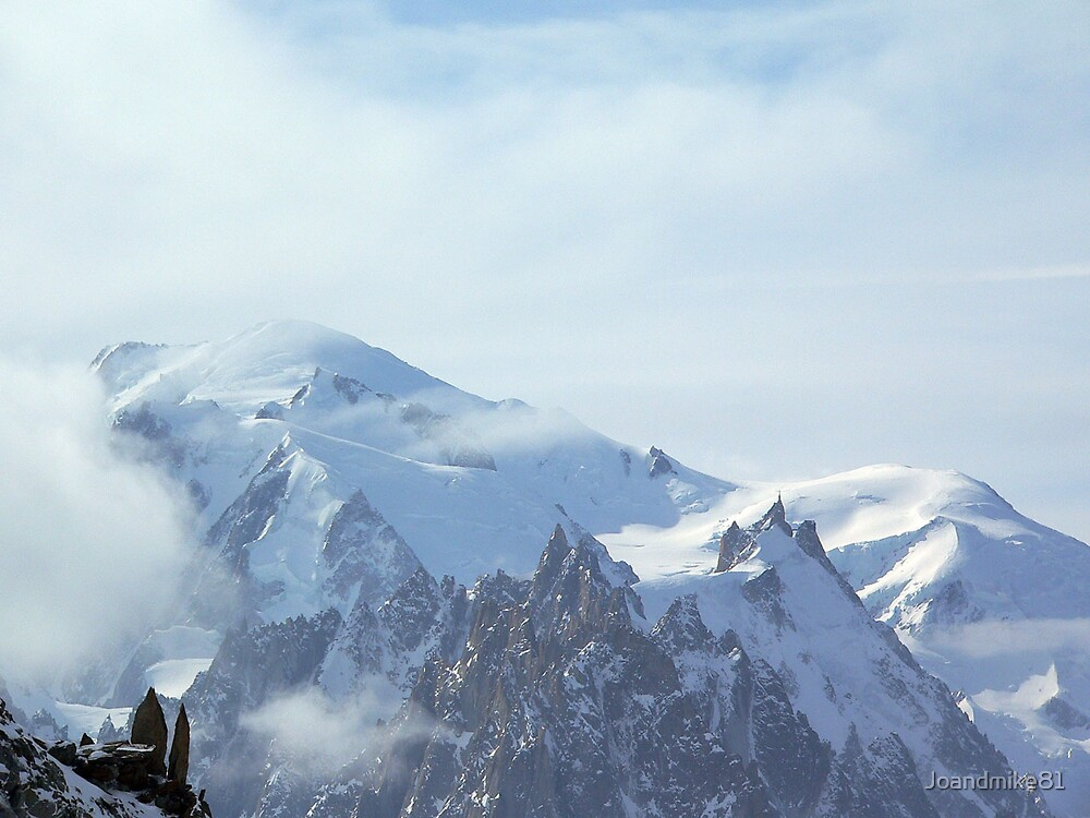 Mont Blanc by Joandmike81