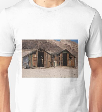 Abandoned Buildings Unisex T-Shirt