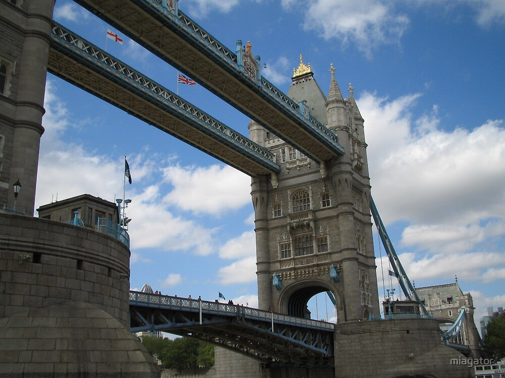 Tower Bridge :: London by miagator