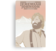 Jeremiah Johnson Canvas Print