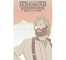 Jeremiah Johnson Photographic Print