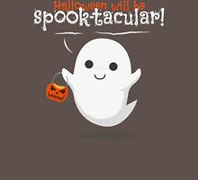 Halloween will be spook-tacular Unisex T-Shirt