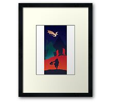 The Battle of Five Armies Framed Print