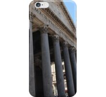 Pantheon in Rome iPhone Case/Skin
