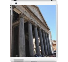 Pantheon in Rome iPad Case/Skin