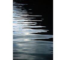 Divider Photographic Print