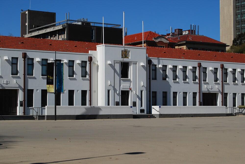 Parade grounds Adelaide by Princessbren2006