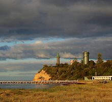 Queenscliff by Helen Green