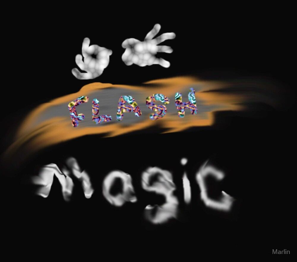 Flash Magic by Marlin