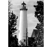 Tawas Lighthouse, Michigan USA Photographic Print