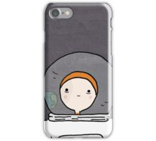 The Astronaut iPhone Case/Skin