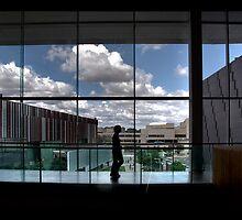 GOMA skywalk by Jeff Davies