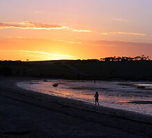Streaky Bay Sunset by archenar76