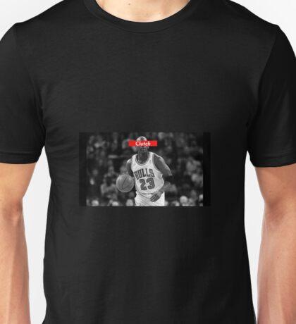 Clutch - Michael Jordan Unisex T-Shirt