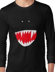 Spidey face Long Sleeve T-Shirt