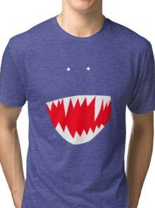Spidey face Tri-blend T-Shirt