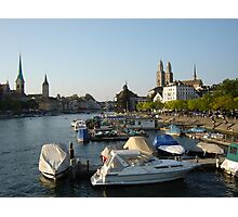 Zurich Photographic Print