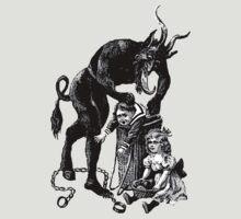 Christmas Krampus #6 by loogyhead