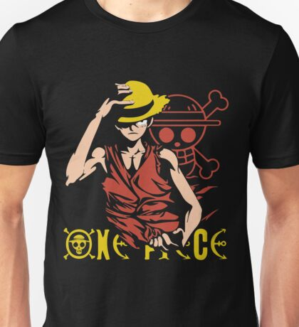 Monkey D. Luffy Unisex T-Shirt