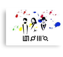 30STM Thirty seconds to mars Canvas Print