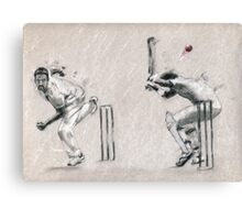 The Mitchell Bouncer Canvas Print