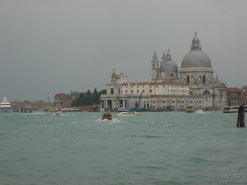 Rain in Venice by nt2007