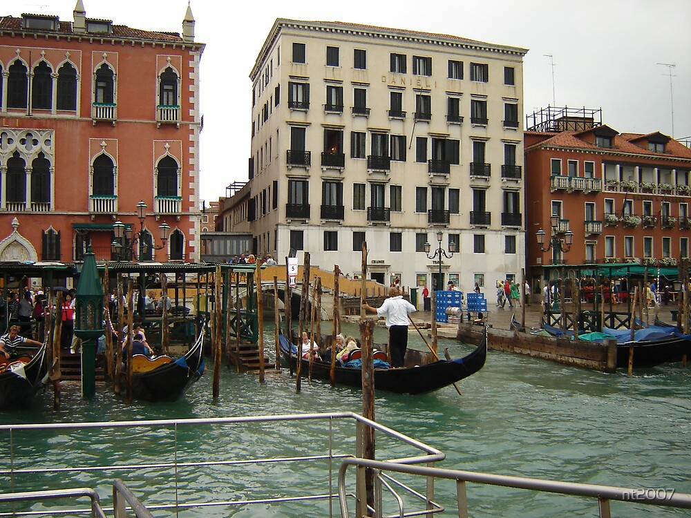 Welcome to Venice by nt2007