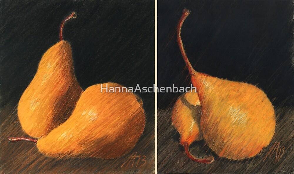 Birnengespräche by HannaAschenbach