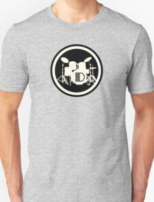 Drummer Sign Unisex T-Shirt
