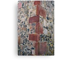 Cornerstones of a History Canvas Print