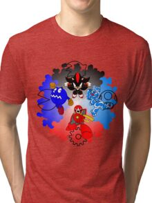 THE SUB-BOSSES OF GAMING Tri-blend T-Shirt