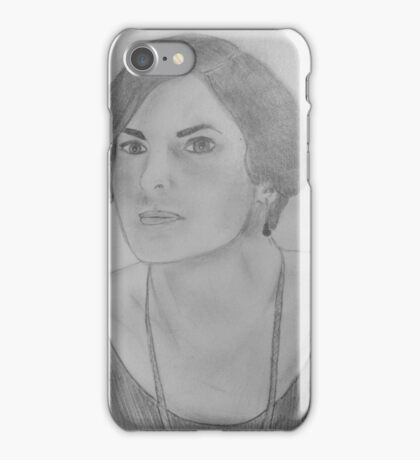 Mary Crawley - Downton Abbey iPhone Case/Skin