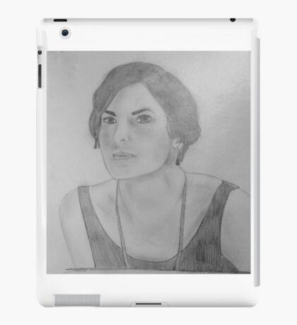 Mary Crawley - Downton Abbey iPad Case/Skin