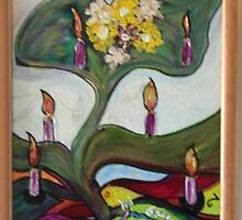 lily by saji