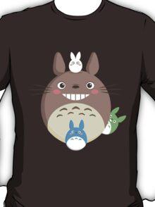 【1600+ views】Totoro III T-Shirt