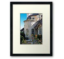 Sand Castle Framed Print