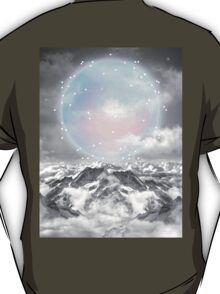 Places Neither Here Nor There (Guardian Moon) T-Shirt