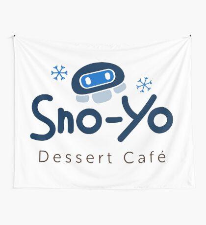 Mei's Sno-Yo Dessert Cafe Wall Tapestry
