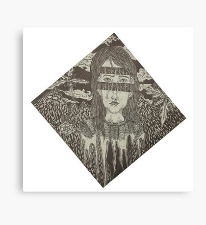 Oh Ms. Believer Canvas Print