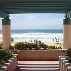 A View Of Imperial Beach, California ~ United States by Marie Sharp