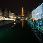 Welcome To Bruge by Stephen Smith