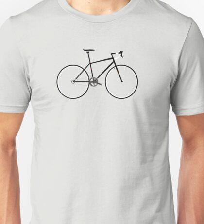 Road Bike Unisex T-Shirt
