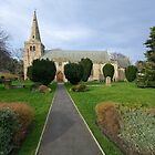 Church of St Lawrence, Warkworth by Stephen Smith