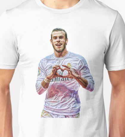 gareth bale best picture Unisex T-Shirt
